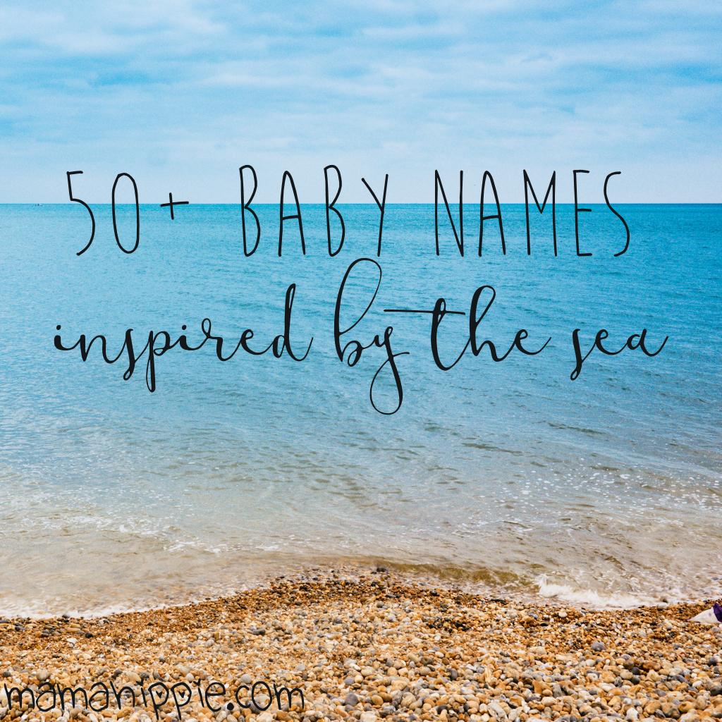 Organic Nature Baby Names